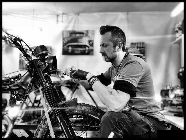Alessandro Voggel @ Work