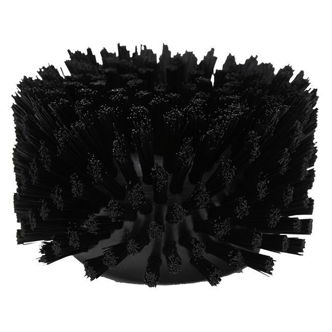 Eckbürste Nylon schwarz