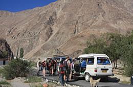 jeep tours in ladakh