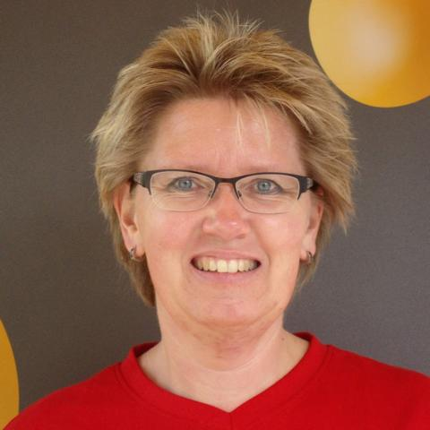 Karin Aeberhard, Verkaufsladen