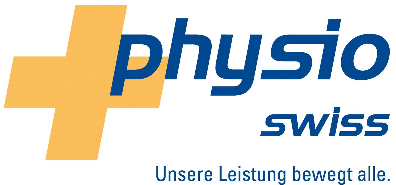 Mitglied des Schweizer Physio Verbandes
