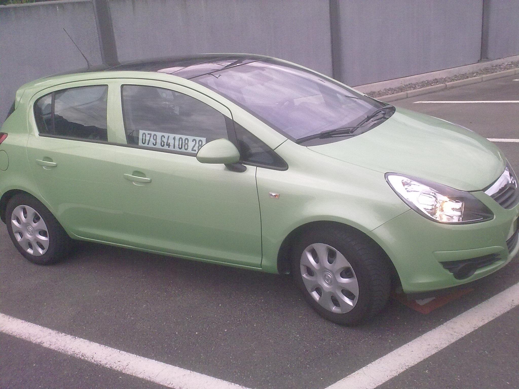 Opel 5 türig, Klima