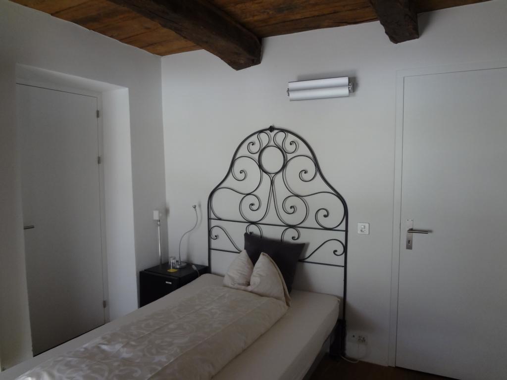 Einzelzimmer - Boutique-Hotel Casa Martinelli - Maggiatal