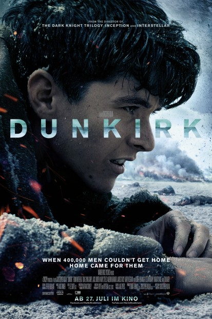Dunkirk - Movie Review by  dalia di giacomo