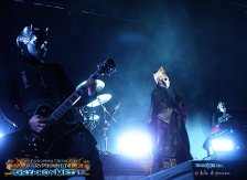 The Popestar Tour 2017 - Ghost and Zombi in Zürich, April 18 at Volkshaus. Photogallery