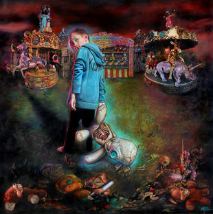 """Korn """"The Serenity Of Suffering"""" Review by dalia di giacomo"""