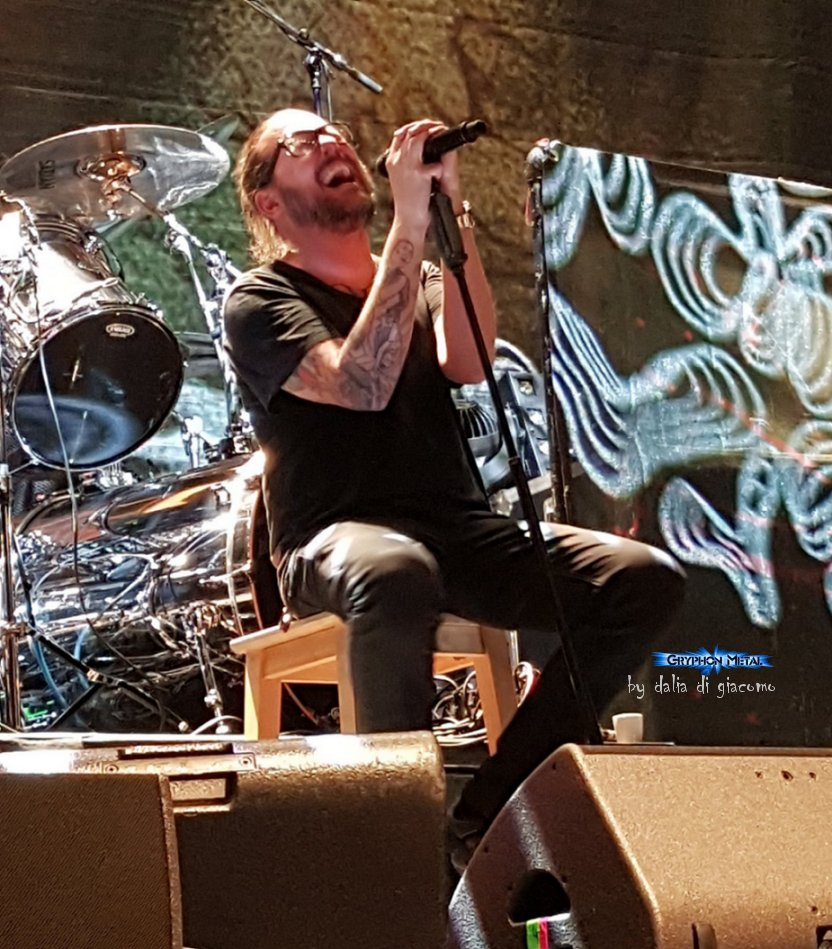 "Korn in Zürich Rare Acoustic Song - Alone I Break"" Photogallery - 11.03.17 by dalia di giacomo"