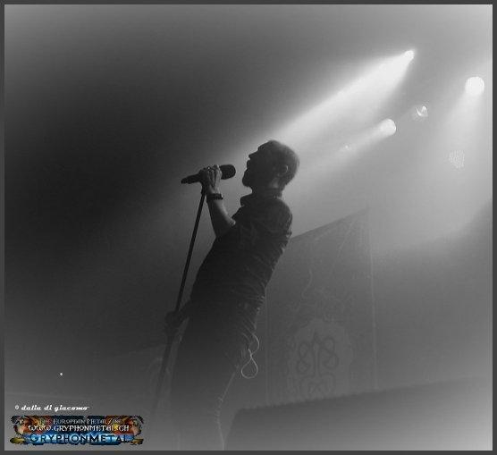 PARADISE LOST Medusa release concert LKA Longhorn STUTTGART September 01, 2017