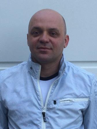 Geschäftsführer Bulent Saliov