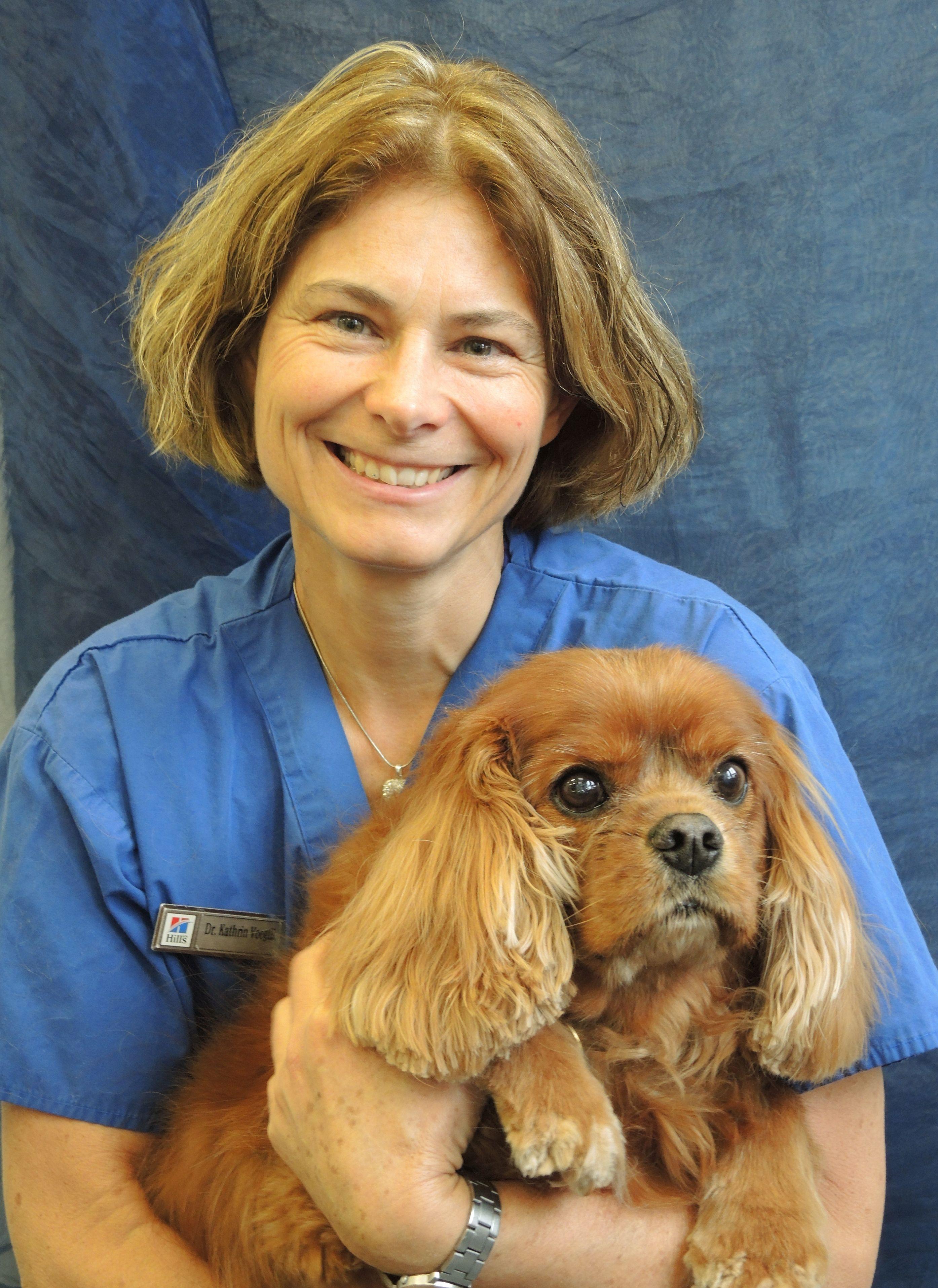 Dr. med. vet. Kathrin Voegtli Tierärztin seit 1986