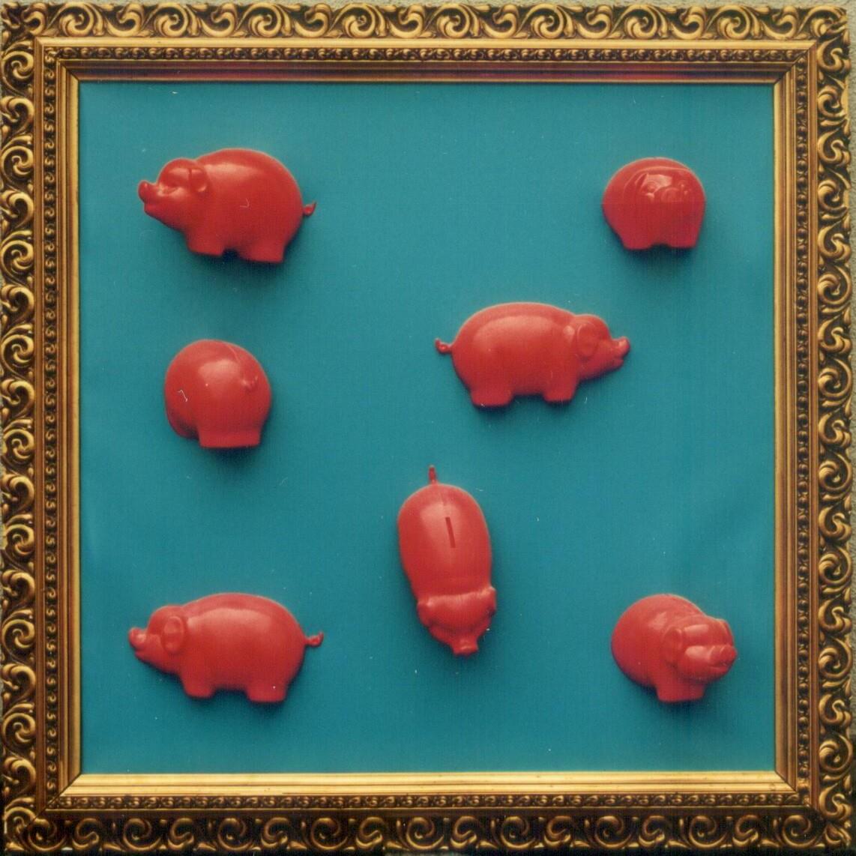 Schweinehimmel oder Schweizerisches Bankenschwein