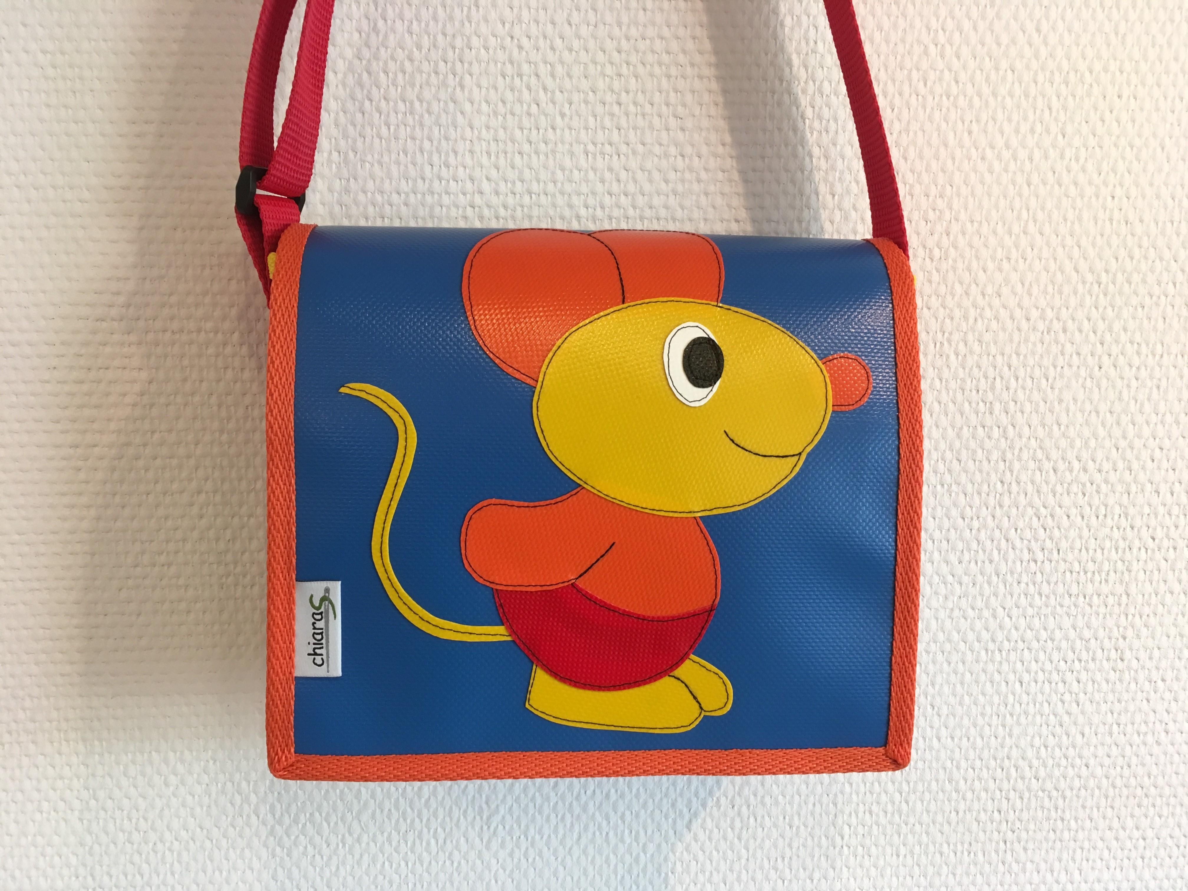 Maus Kindergartentasche