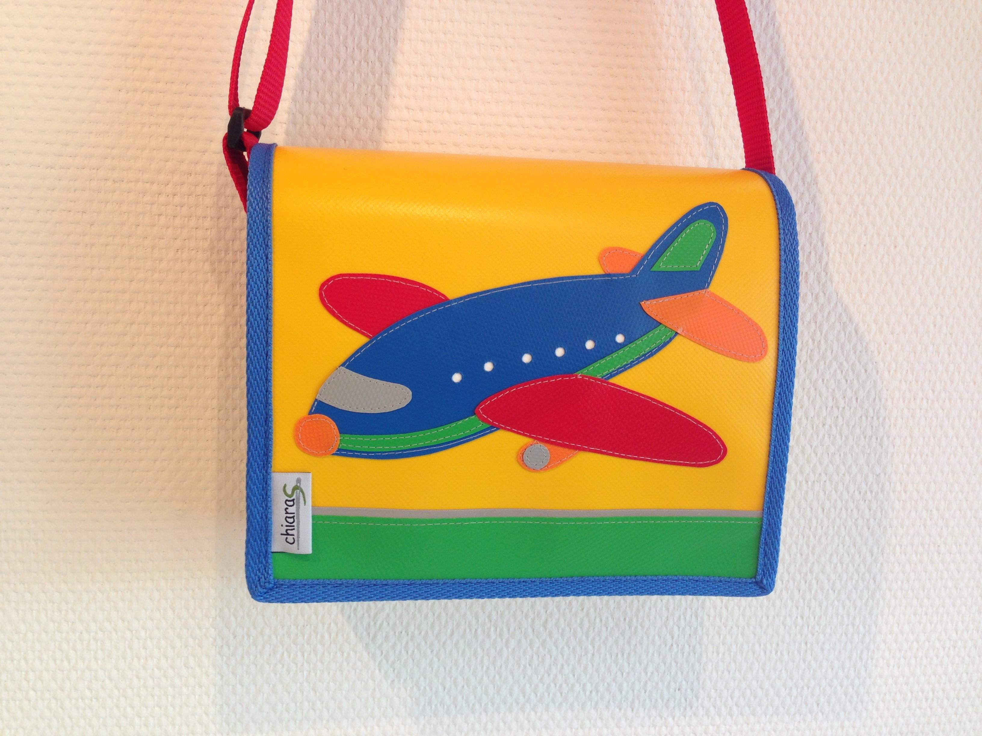 Flugzeug Kindergartentasche