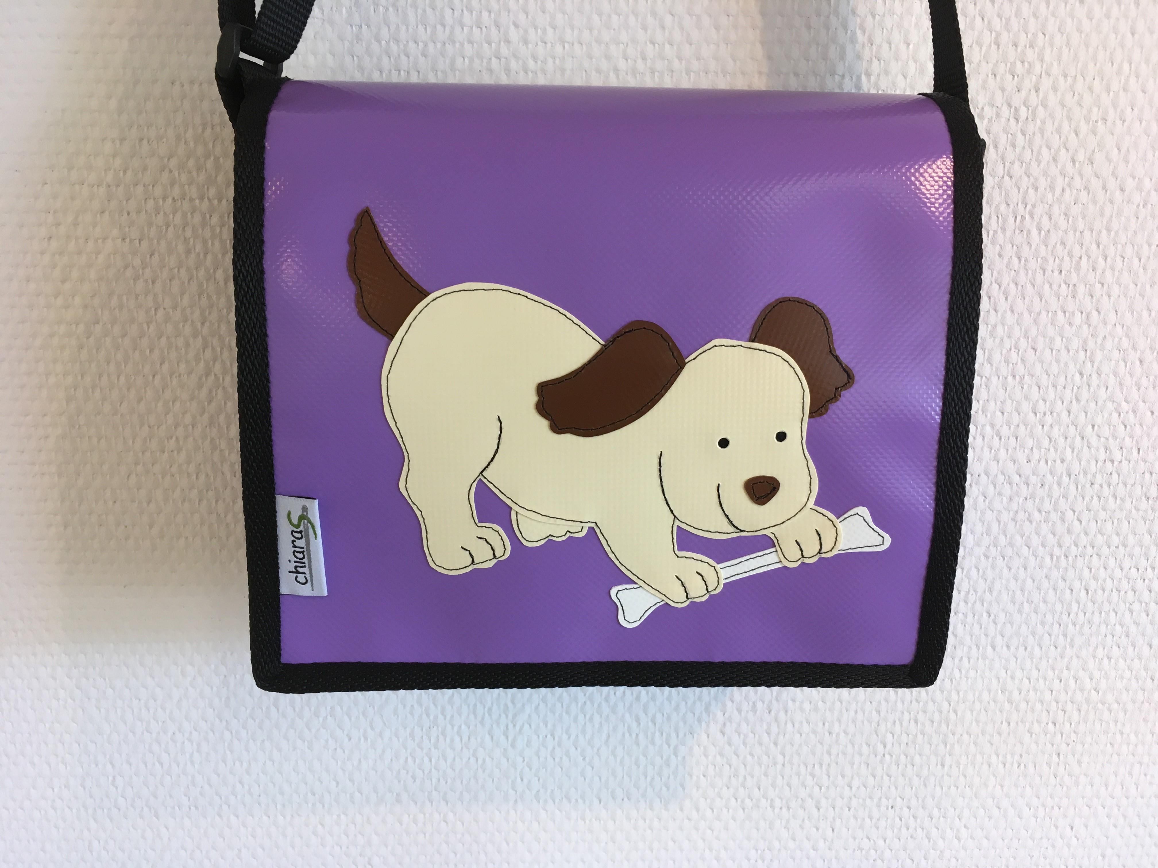 Hund Znünitäschli Kindergartentasche