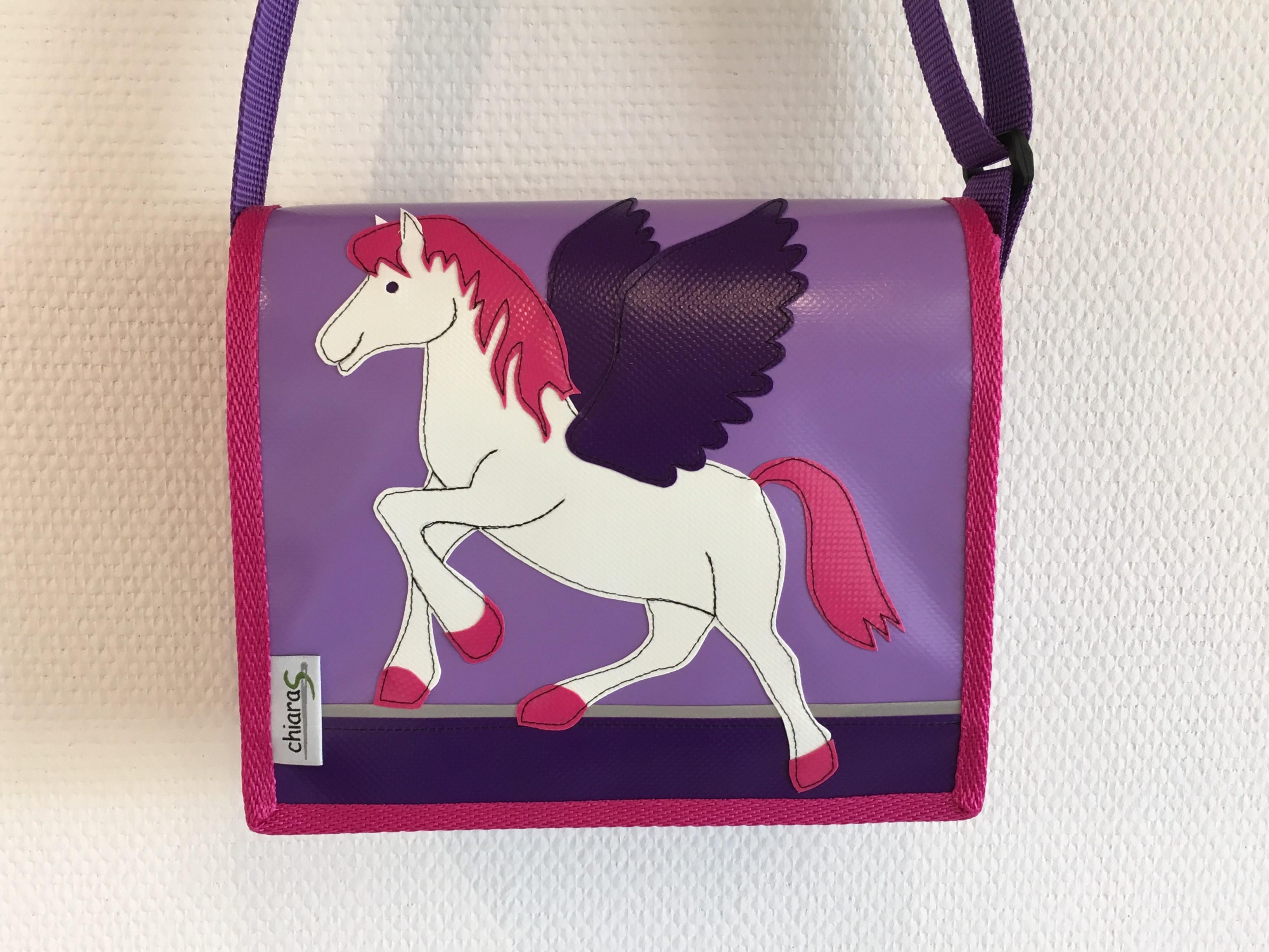 Pegasus Kindergartentasche Blache