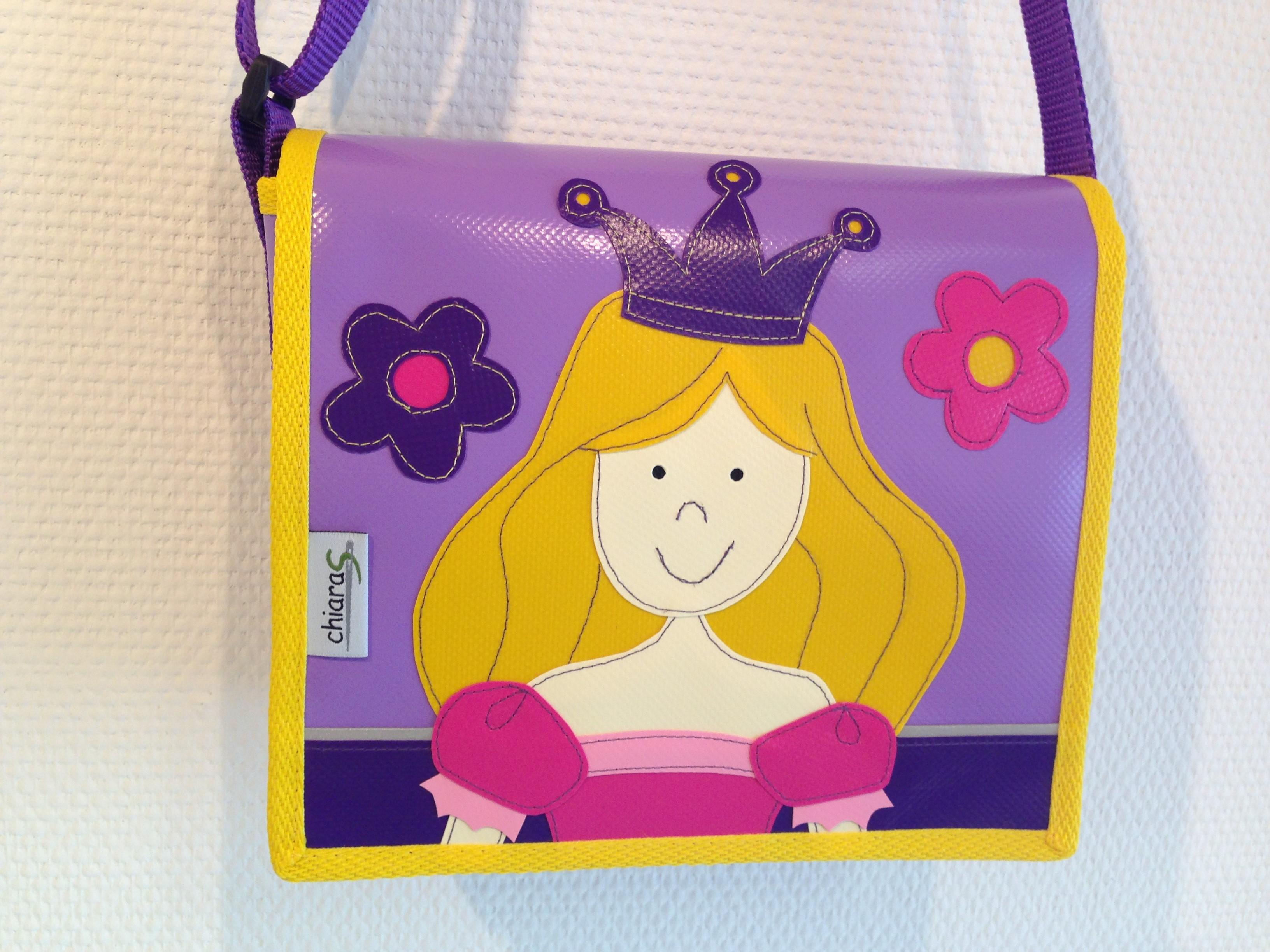 Prinzessin Kindergartentasche