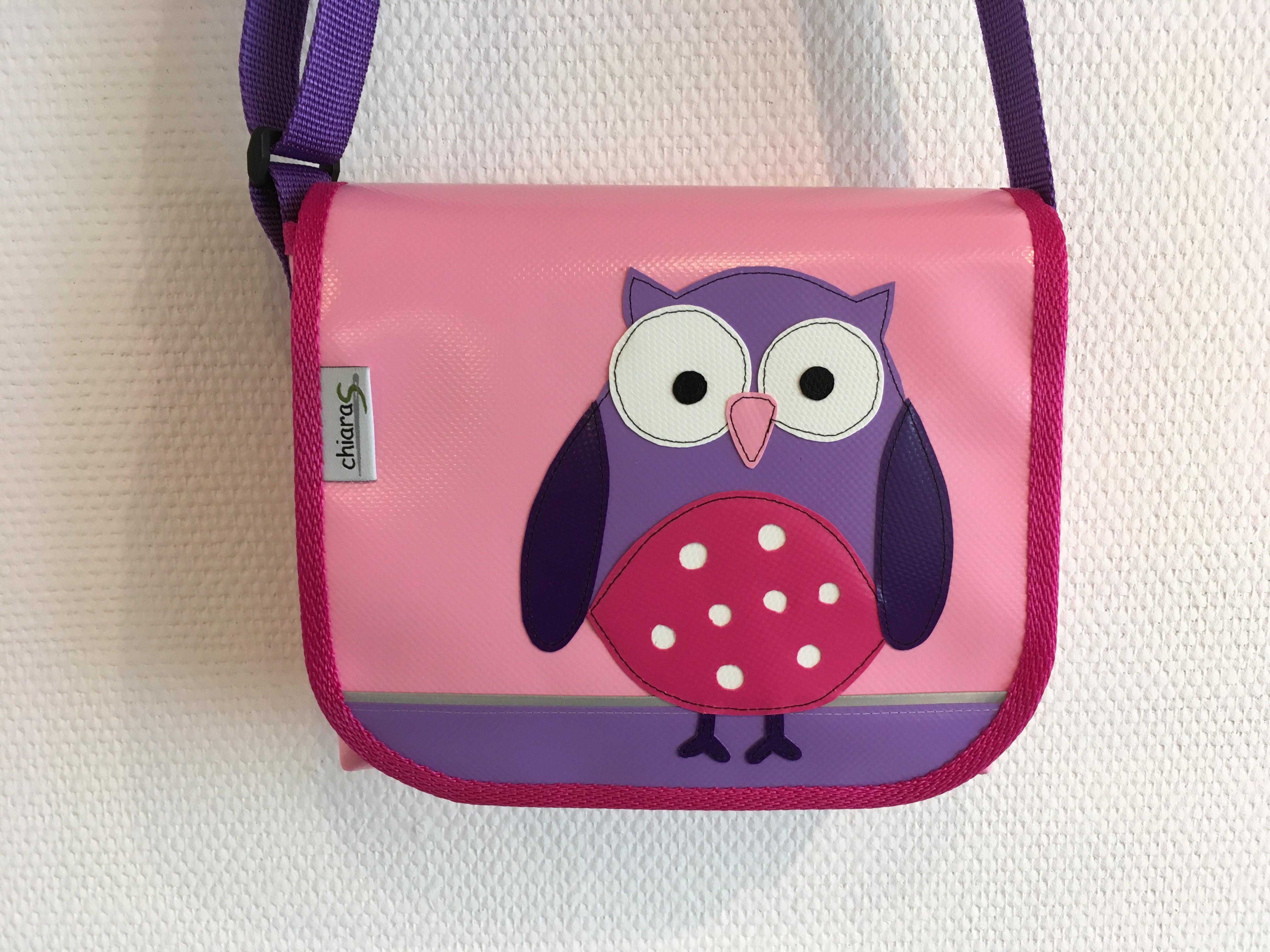 Kindergartentasche Blache Eule