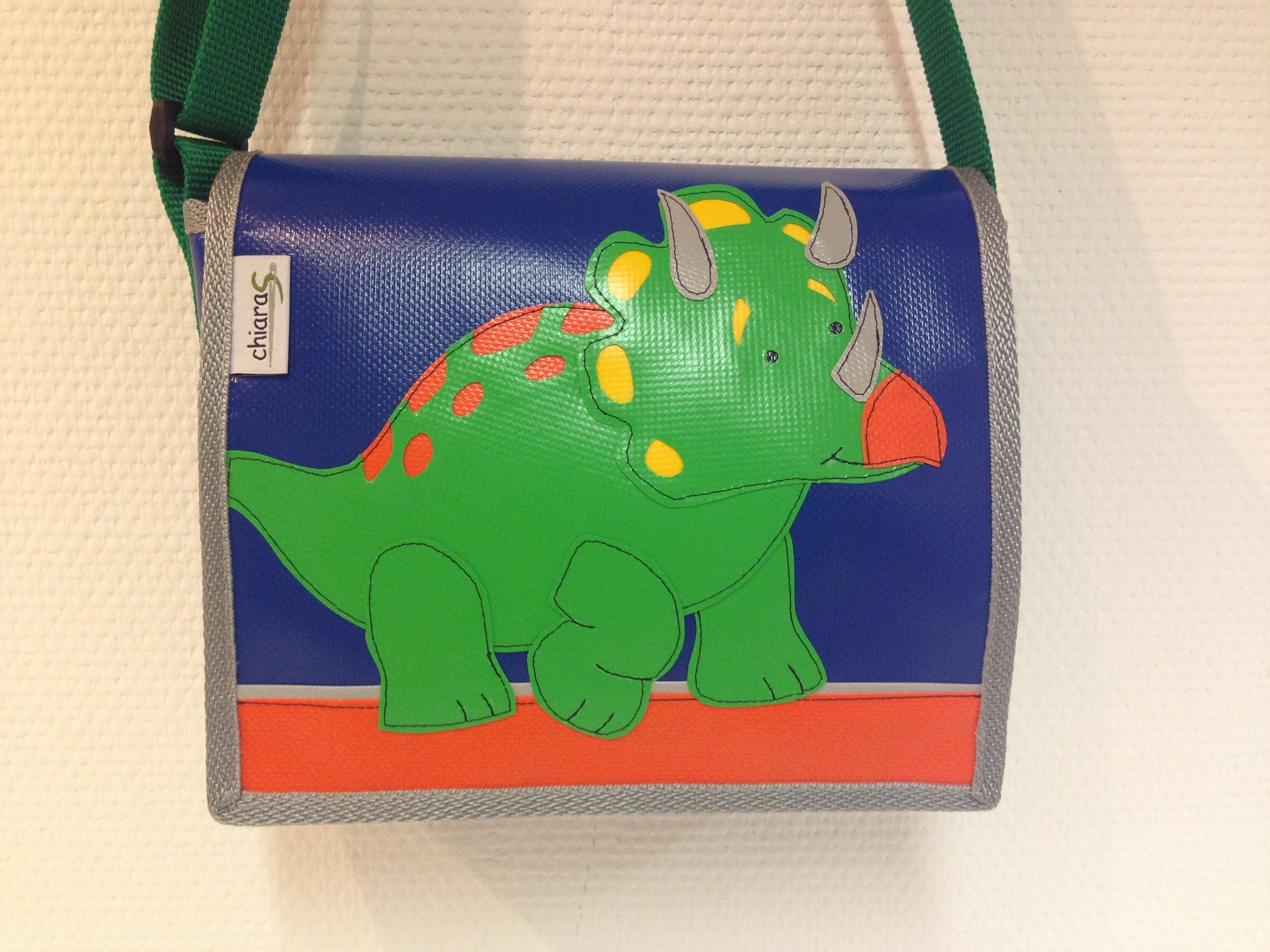 Triceratops Dinosaurier Kindergartentasche