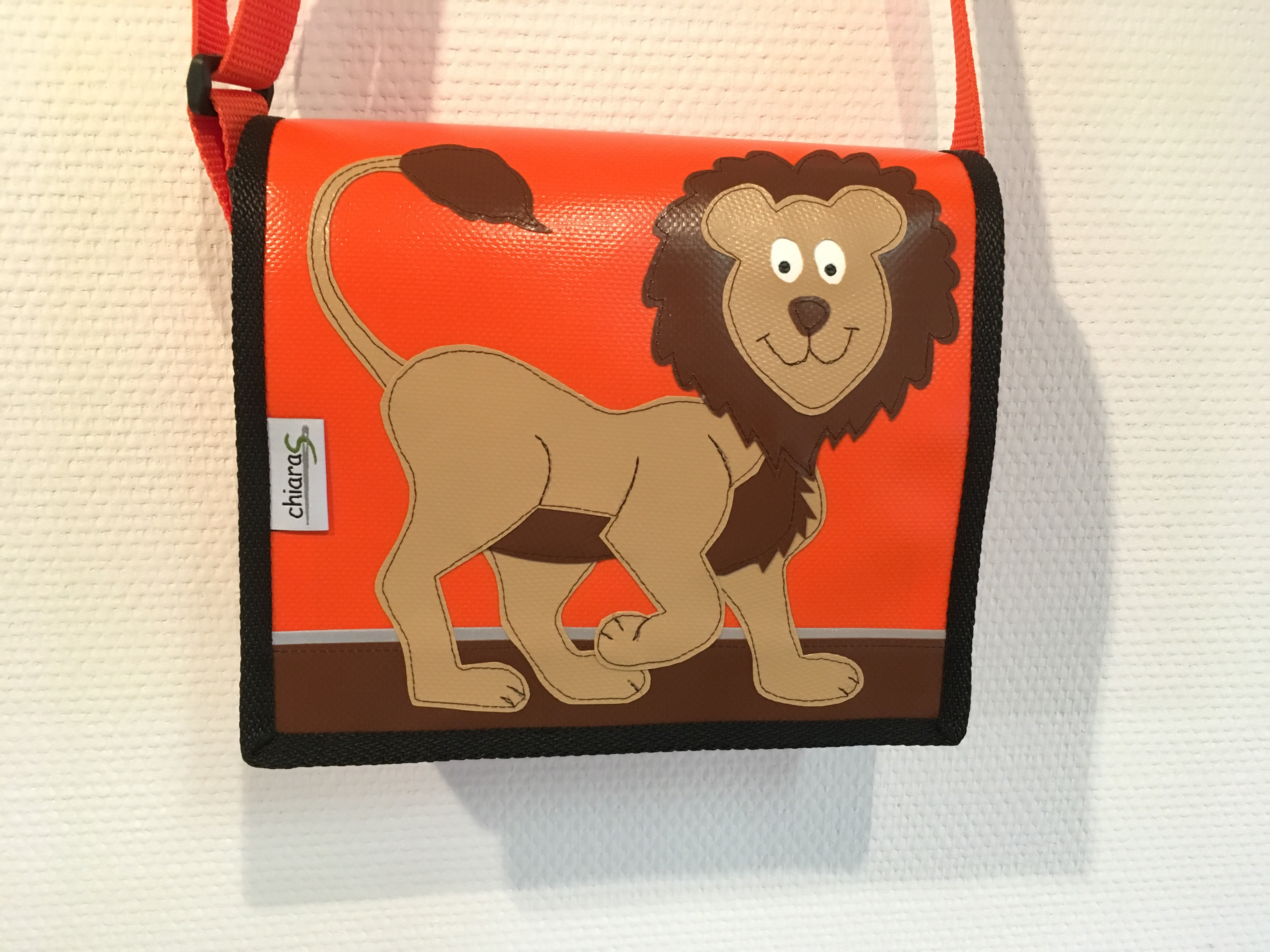 Kindergartentasche  Löwe