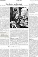 """Rezension von """"Blaue Stunden"""", Martina Läubli, Neue Zürcher Zeitung, 20.8.2015"""