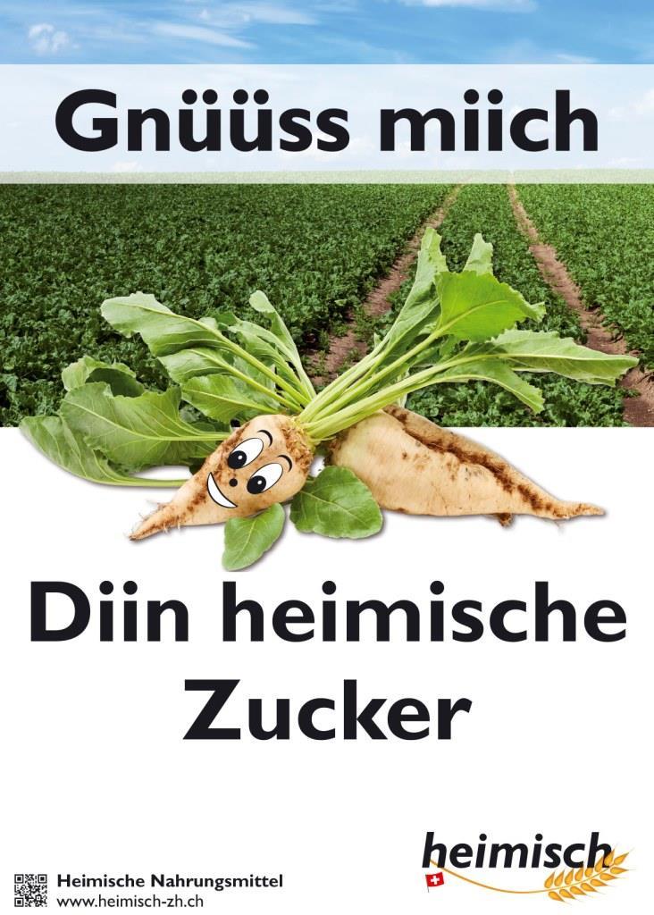Plakat Zucker