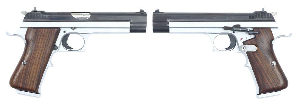 Los 153, SIG, P210-6, 9mm Para, VERKAUFT / SOLD: Fr. 2'600.-