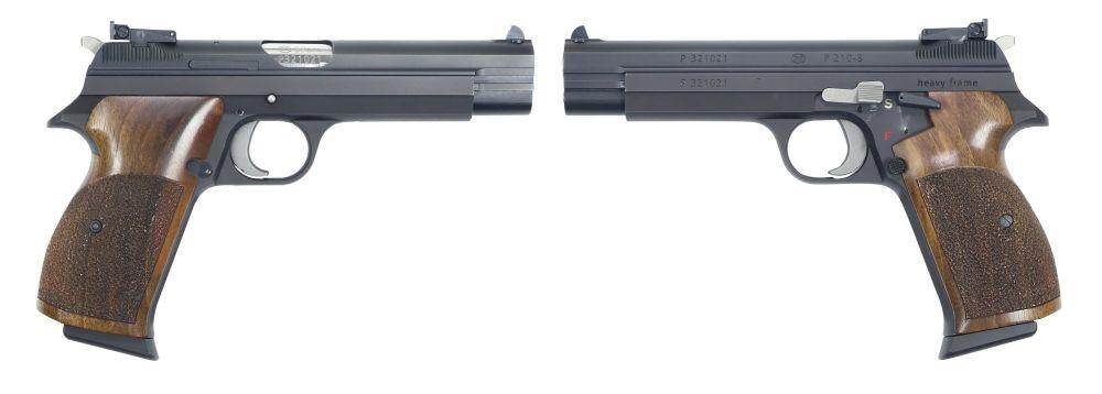 Los 155, SIG, P210-8, 9mm Para, VERKAUFT / SOLD: Fr. 6'500.-
