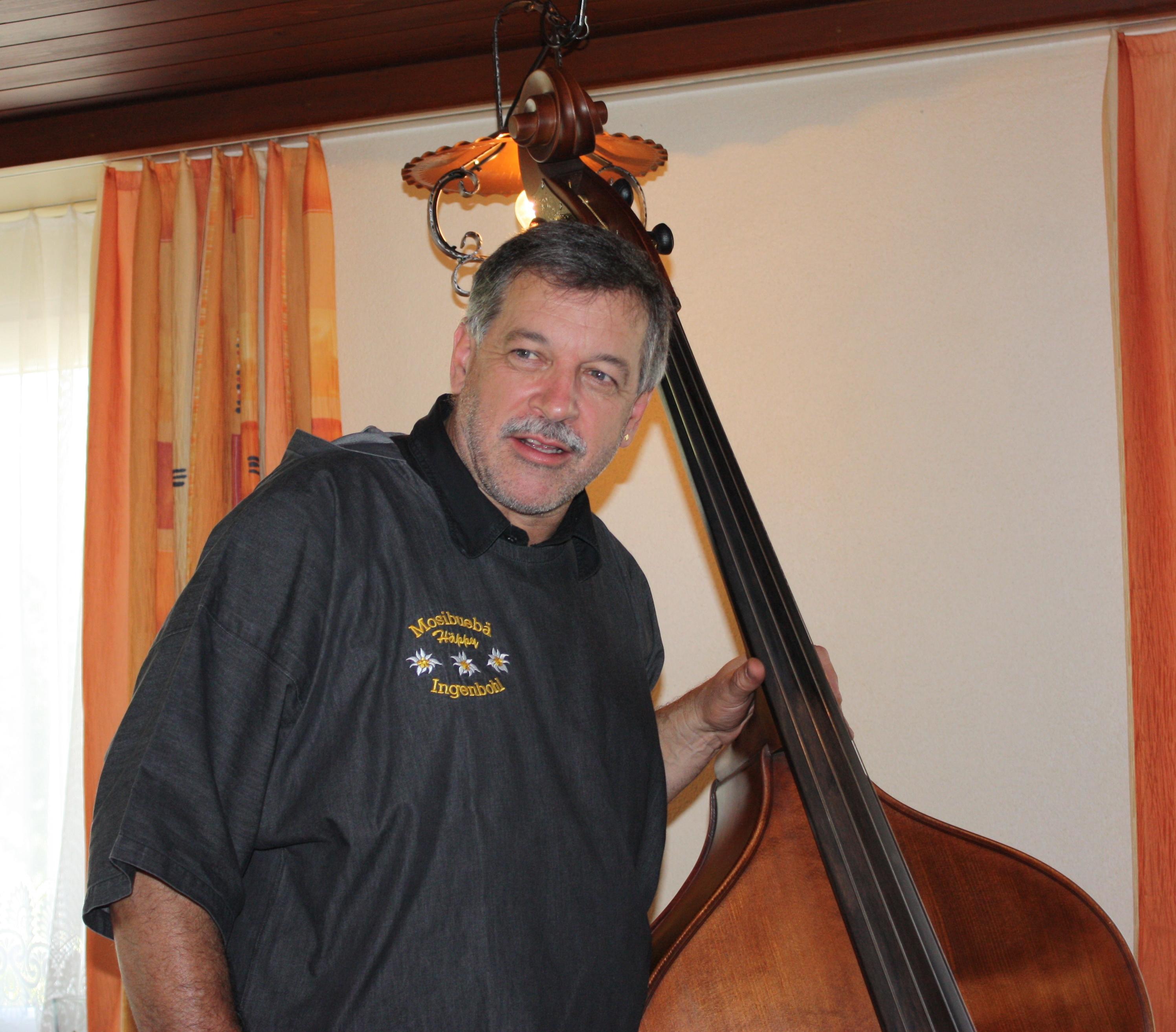 Häppy unser Bass