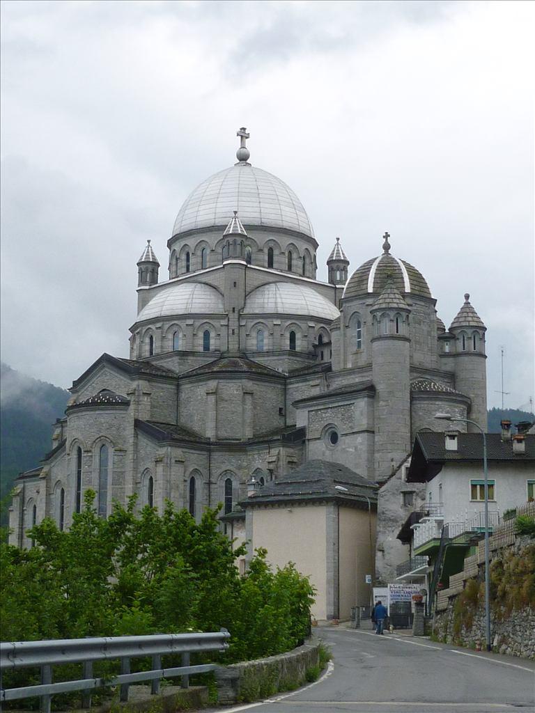 Wallfahrtskirche von Re