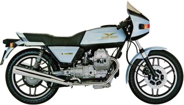 Guzzi V50 Monza