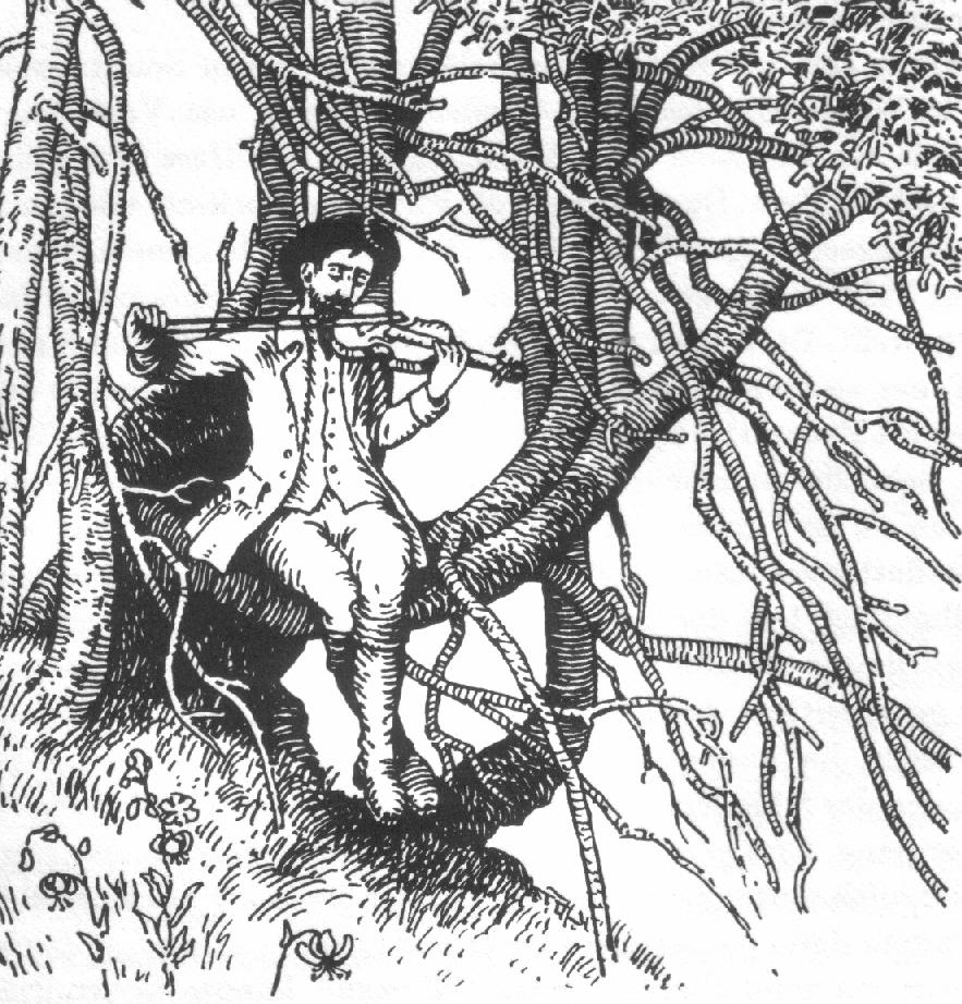 dessins de Eugen Reichlen