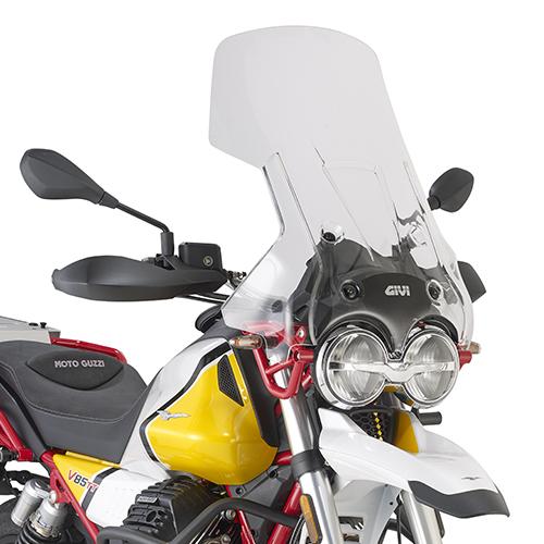 Givi touring windshield D8203ST - Guzzi V85