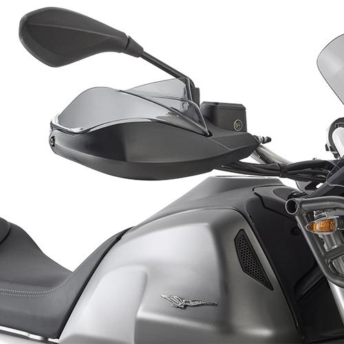 Givi - hand protector extension - Guzzi V85