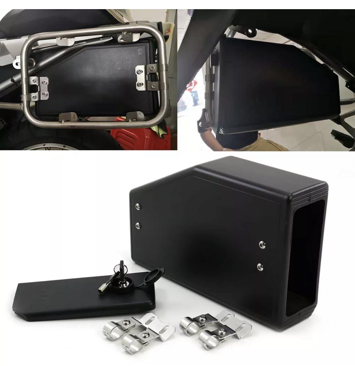 GIDIBII - universal tool box - Guzzi V85