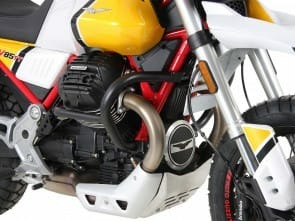 Hepco-Becker crash bar Guzzi V85