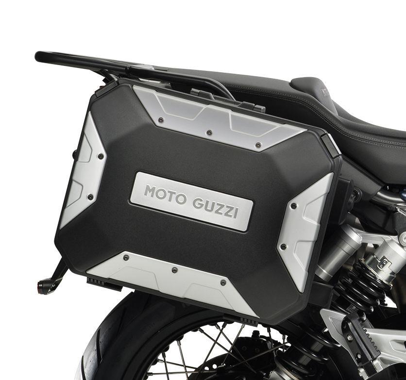 Urban-boxes - Guzzi V85