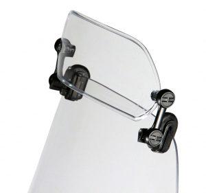MRA X-creen visor - Guzzi V85