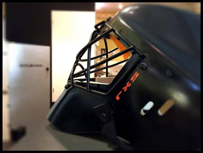 RXS Custom Goalie Maske